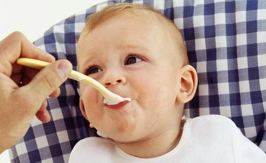 infancia niño alimento comida
