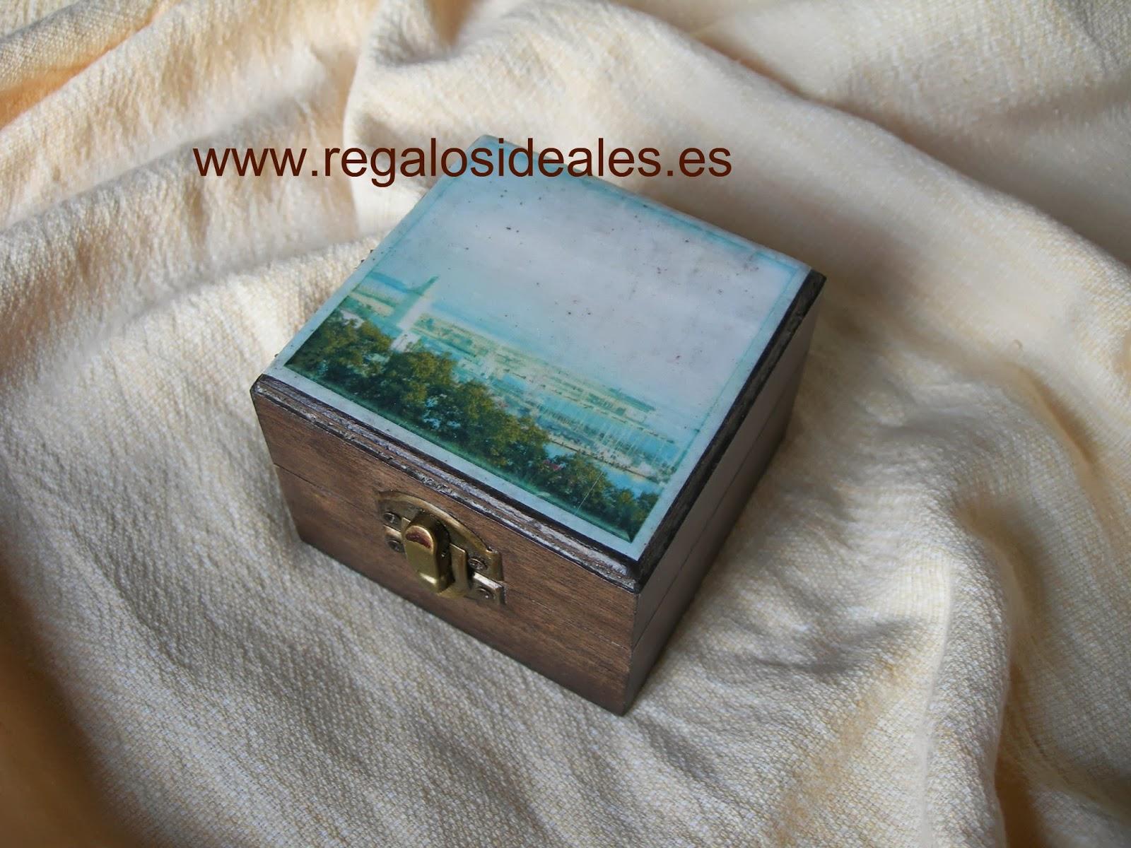 Regalos ideales cajas decoradas a mano - Cajas decoradas a mano ...