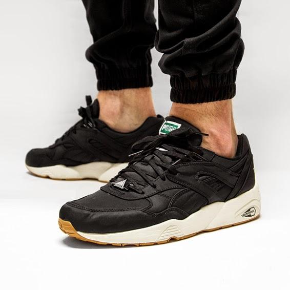 puma r698 nylon black