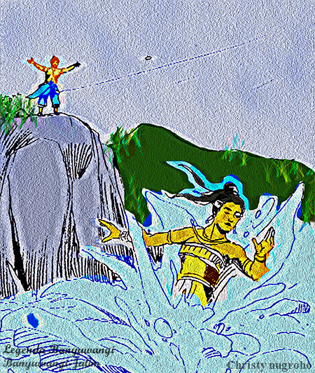 legend of banyuwangi