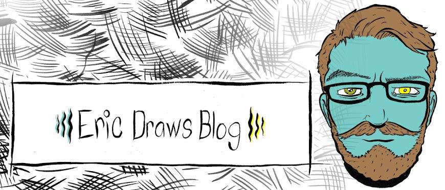 Eric Draws Blog