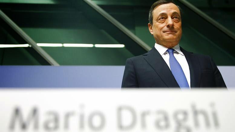 Μάριο Ντράγκι: Αγορές ομολόγων 1,1 τρισ ευρώ - Επιπλέον κριτήρια για την Ελλάδα