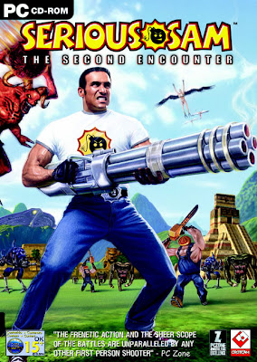 Serious Sam 2 The Second Encounter 2 Game Free Download Full Version For PC