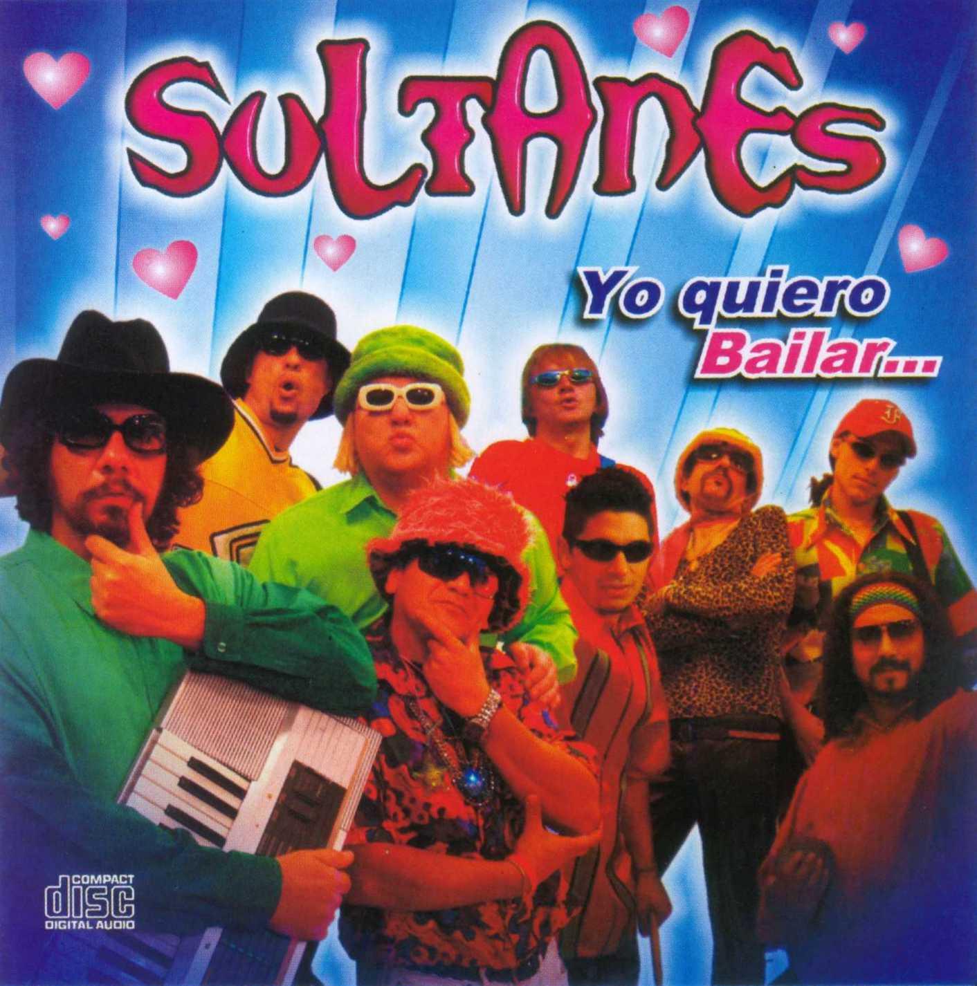Los Sultanes - Yo quiero bailar...