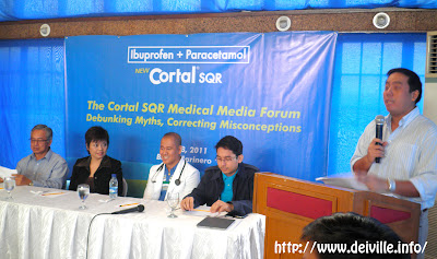 Cortal SQR: Medical Media Forum @ Bistro Marinero-July 28, 2011 2