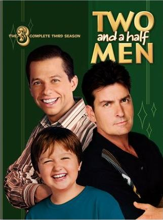 Seriado Two and a Half Men 3ª Temporada DVDRip AVI Dublado