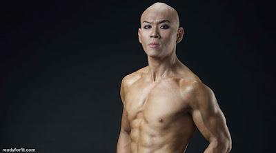foto+deddy+corbuzier+diet+telanjang+dada+shirtless+topless Rahasia Program Diet OCD Ala Deddy Corbuzier Yang Jadi Kontroversi