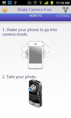 Shake Camera v1.4.5