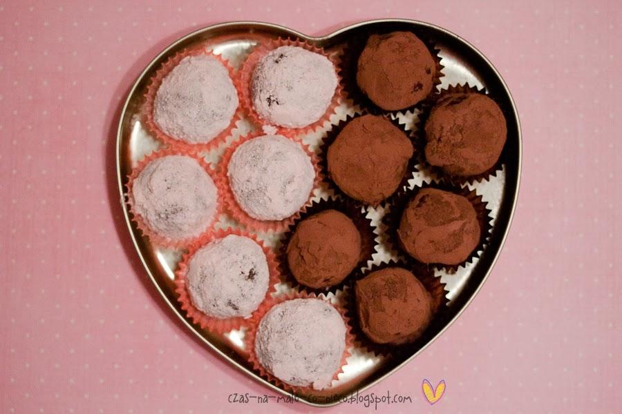 czekoladowe trufelki czekoladki