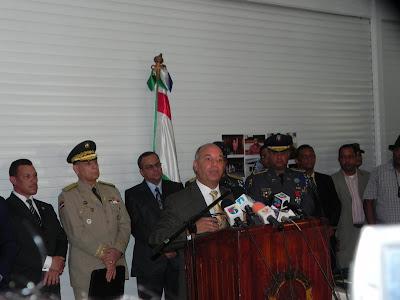 El robo fue el móvil de asesinato de teniente coronel Ubrí Bocio