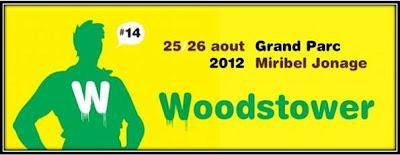 Festival sur l'eau Woodstower Lyon 2012