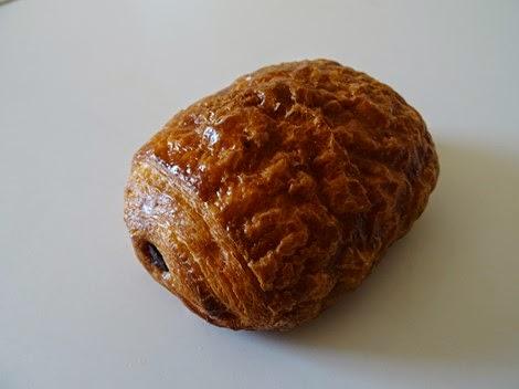 Pain au chocolat de la pâtisserie Cyril Lignac.