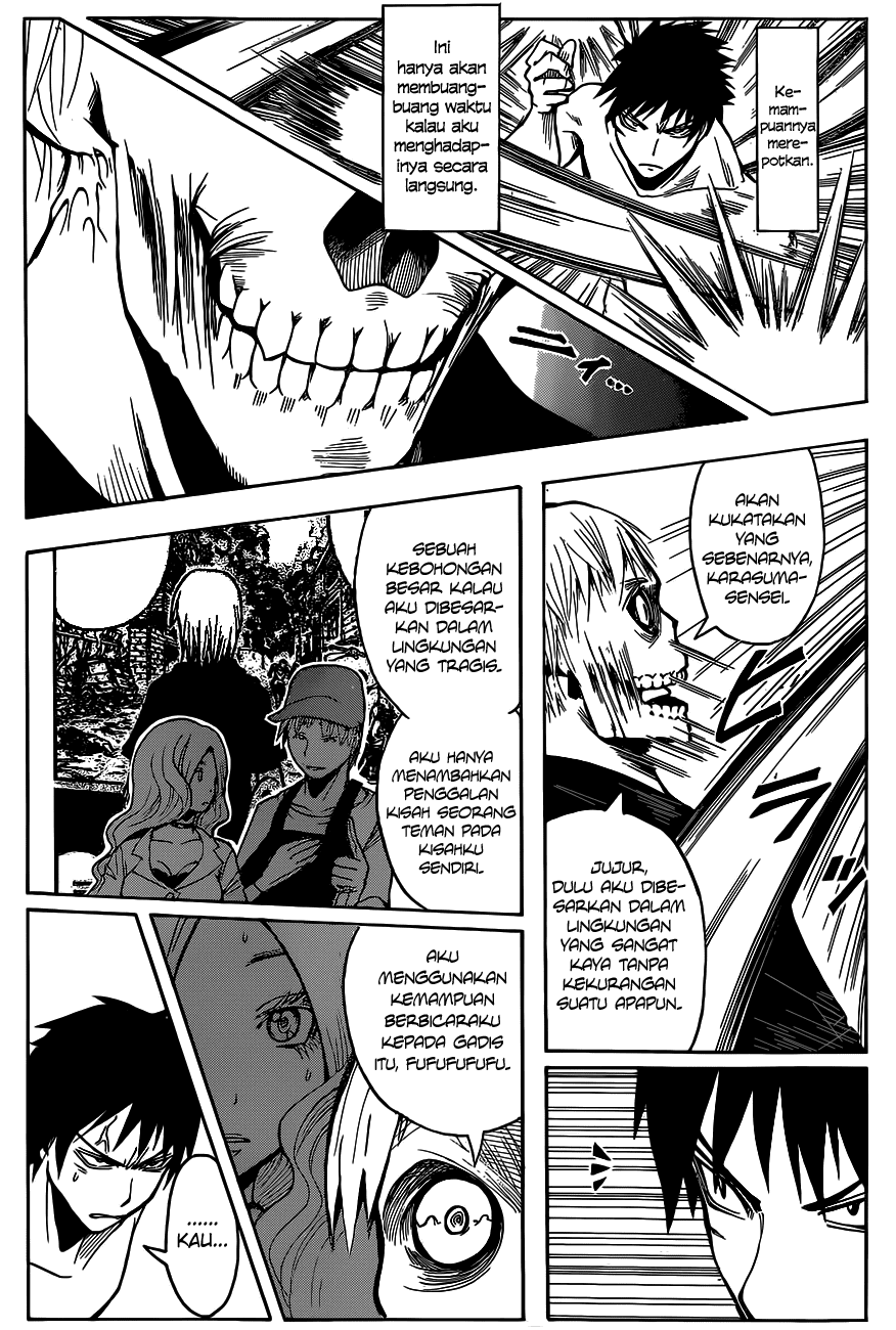 Komik assassination classroom 109 - waktunya dewa kematian jam ke 9 110 Indonesia assassination classroom 109 - waktunya dewa kematian jam ke 9 Terbaru 7|Baca Manga Komik Indonesia|