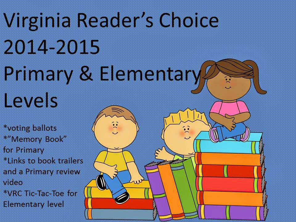 http://www.teacherspayteachers.com/Product/Virginia-Readers-Choice-2014-2015-1629397