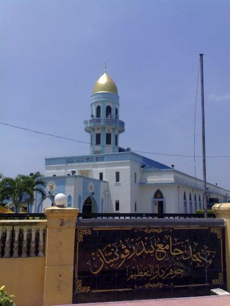 Masjid Pontian