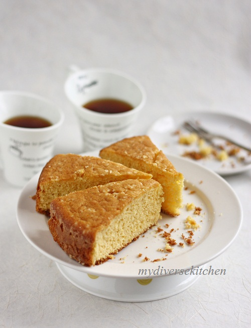 Very Vanilla One Bowl Yellow Cake And Announcing The Winners Of The ...