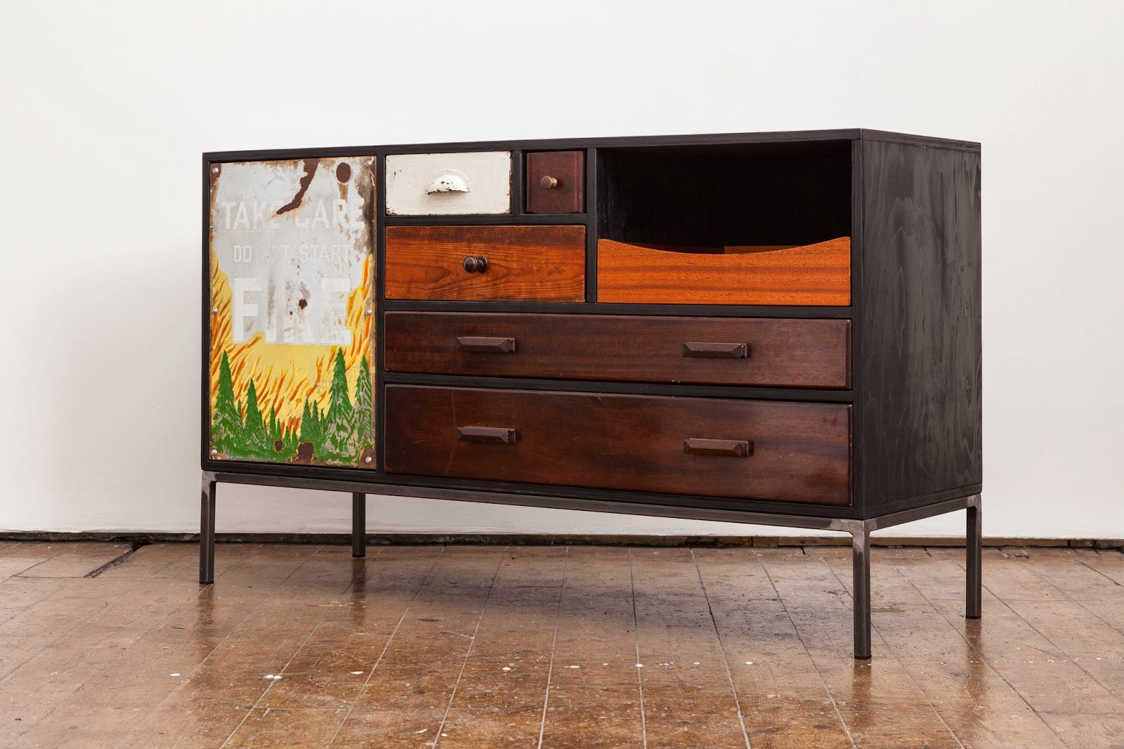 Styling And Salvage New Furniture