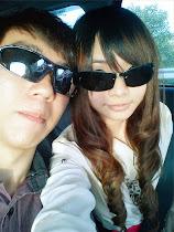 sun glasses u and me=x