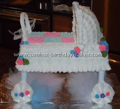 Bassinet Cakes2
