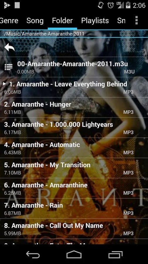 GoneMAD Music Player FULL v1.6.2