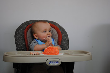 Noah loved his cake