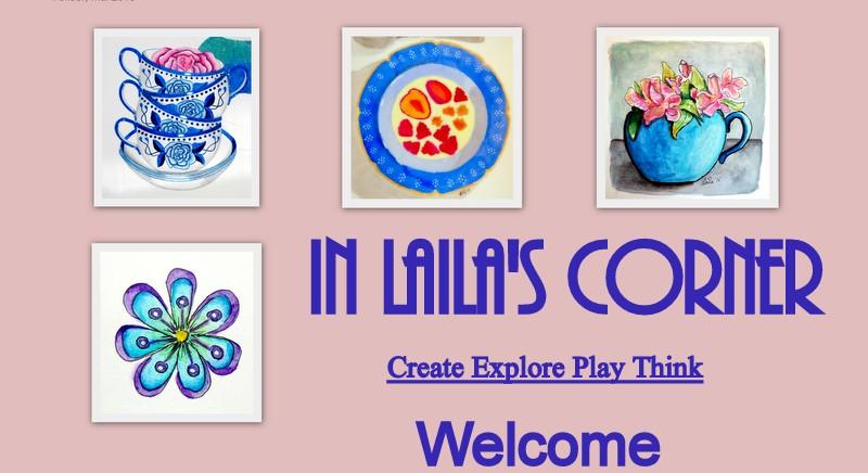 In Laila's corner