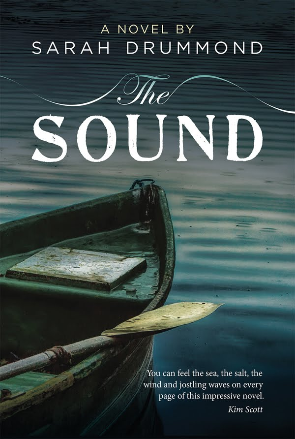 These are my books! The Sound