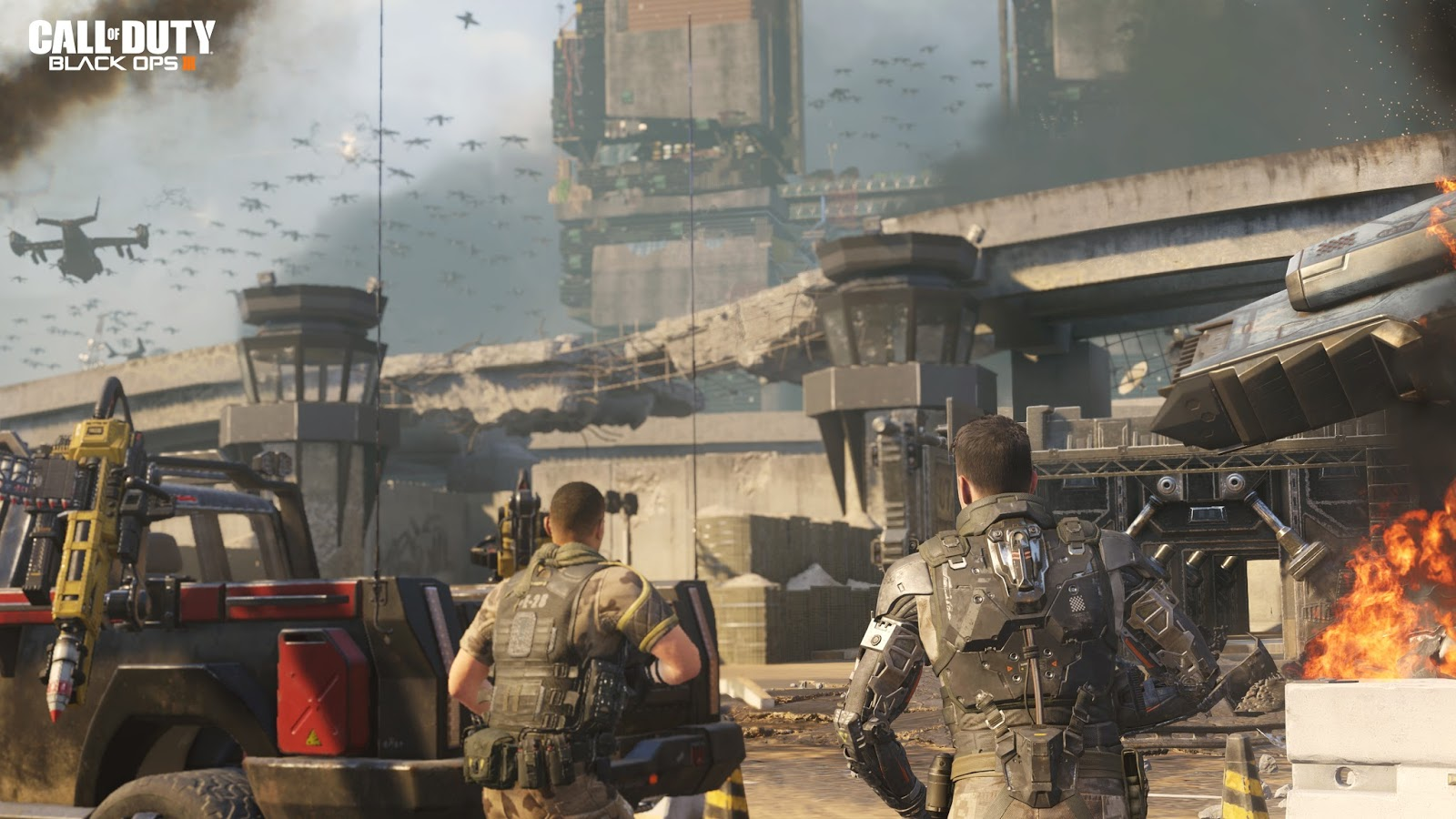 call of duty: black ops 3 review - instatainment