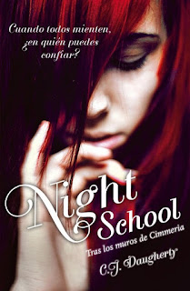 Night School: Tras los muros de Cimmeria - C.J. Daugherty