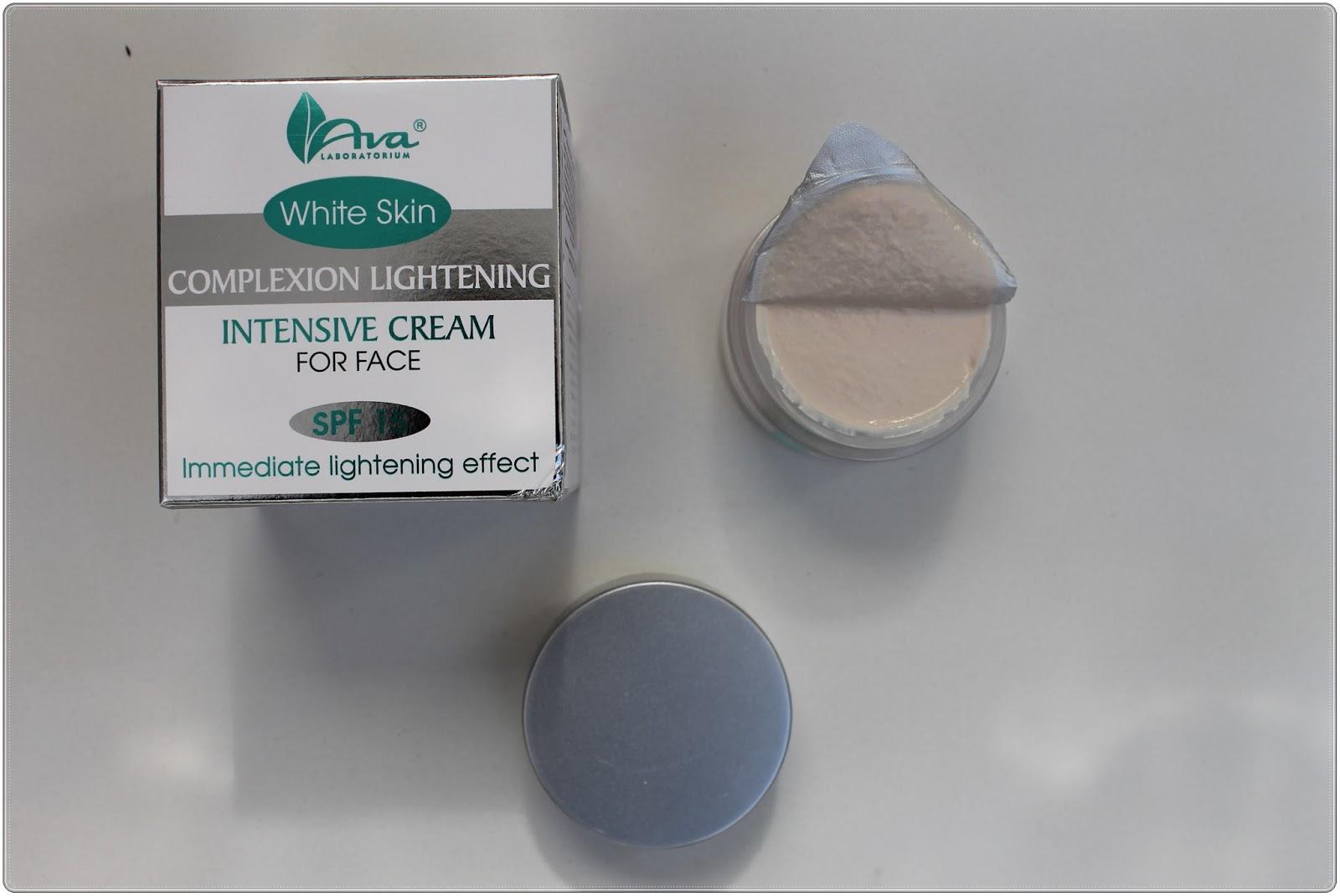 crema intensiva blanqueadora de manchas
