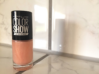 Maybelline Colorshow Limited Collection Sweet Spicy Vanilla Venom