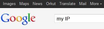 Cómo saber nuestra ip con Google ip Google