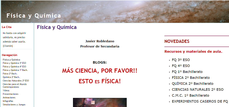 La web del profe: