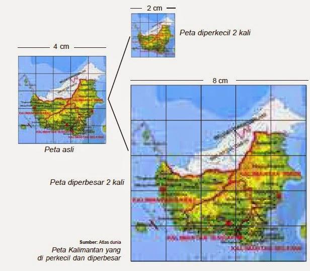 Bagaimana Cara Memperbesar dan Memperkecil Peta secara Mudah