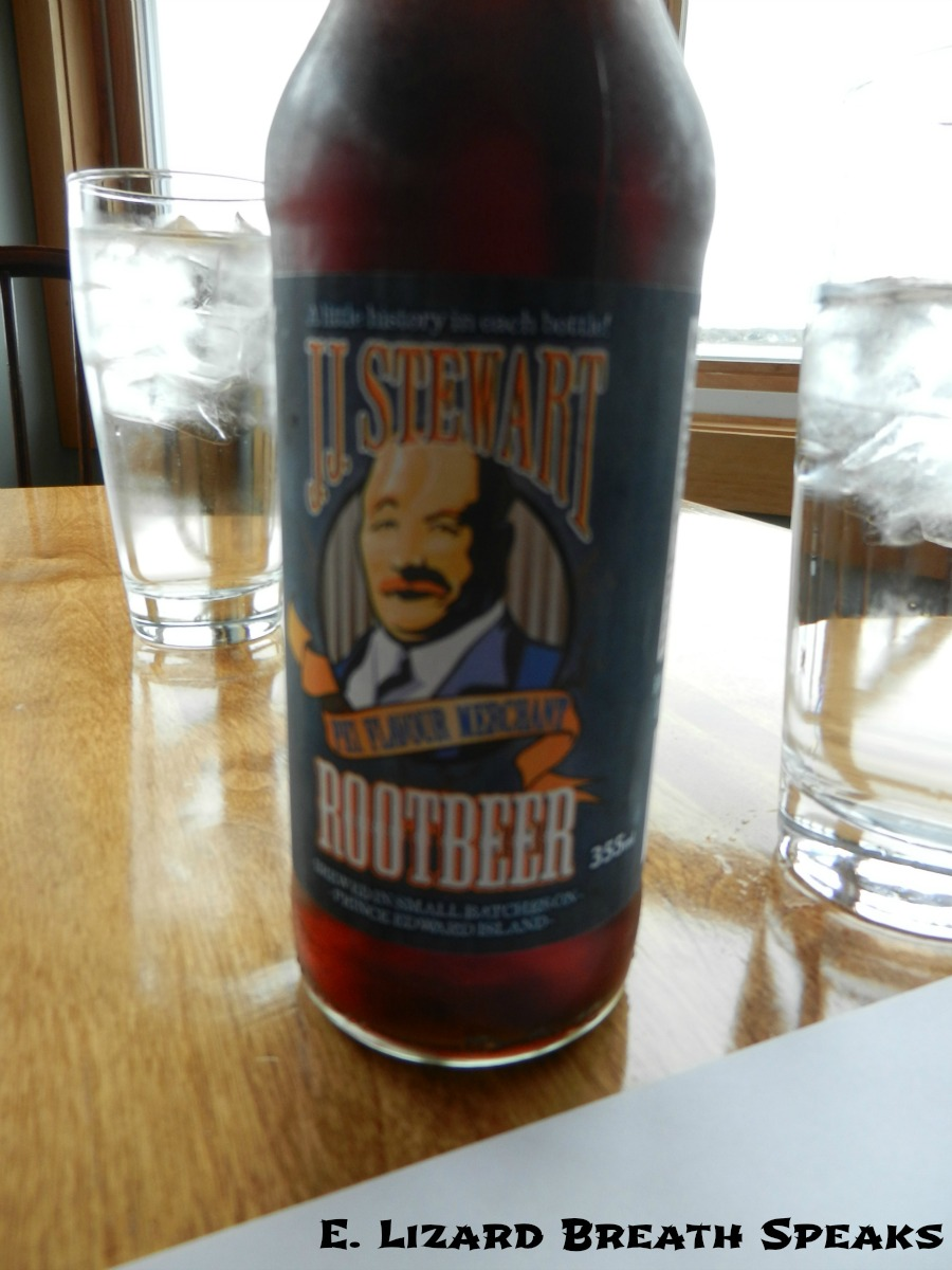 the best Root Beer ever - find it on Prince Edward Island only