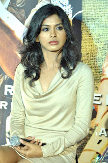 Esha Gupta, Arjun Rampal and Abhay Deol at First look launch of 'Chakravyuh'