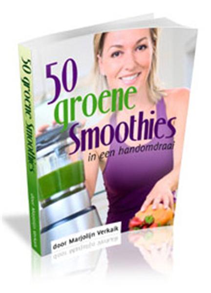 Voel je beter en versterk je gezondheid met deze snel gemaakte groene smoothies