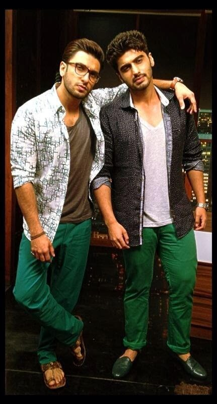 Ranveer, Arjun & Priyanka to discuss Gunday with Komal Nahta