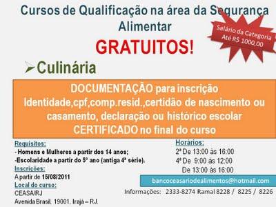 CURSOS E CONCURSOS!!!