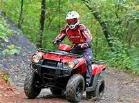 Ride 4 Wheelers in the Smoky Mountains