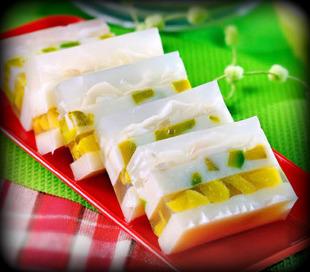 resep masakan cara membuat puding es teler resep puding es teler bahan ...