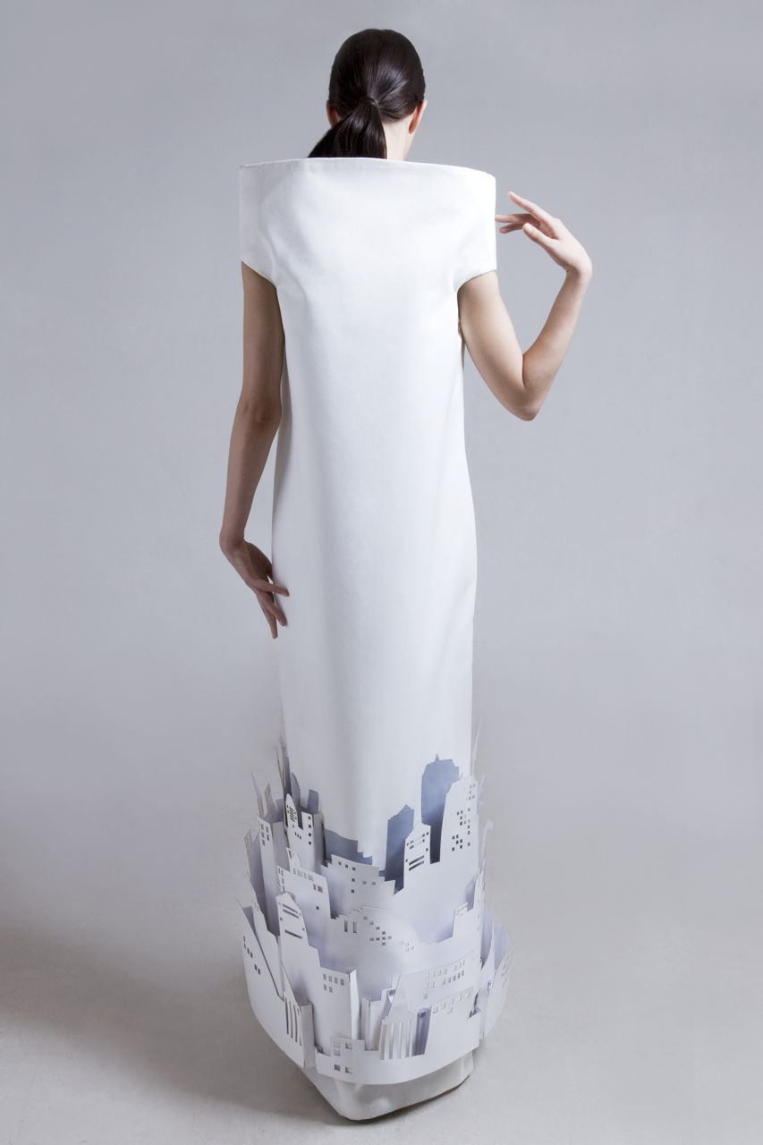 Fashion designers influenced by architecture 21