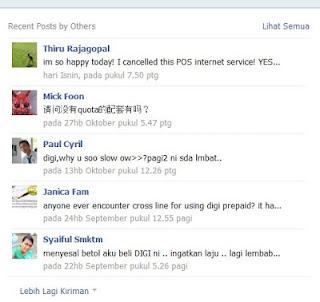 review Penguna Broadband DIGI Maxis Marah