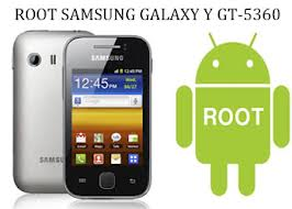 Cara Root Samsung Galaxy Young GT-S5360  Tanpa Pc Komputer