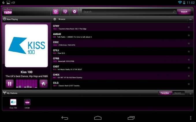 Download Aplikasi Radio Blackberry