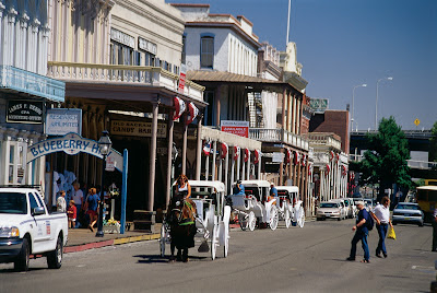 Tourism Cares for Old Sacramento, CA: September 2012