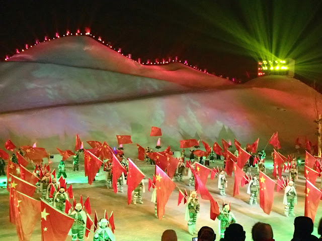 Ice and Snow World Culture Show