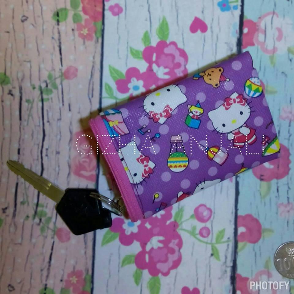 Anjalis Hive Jual Dompet Gantungan Kunci Waterproof Handmade Di