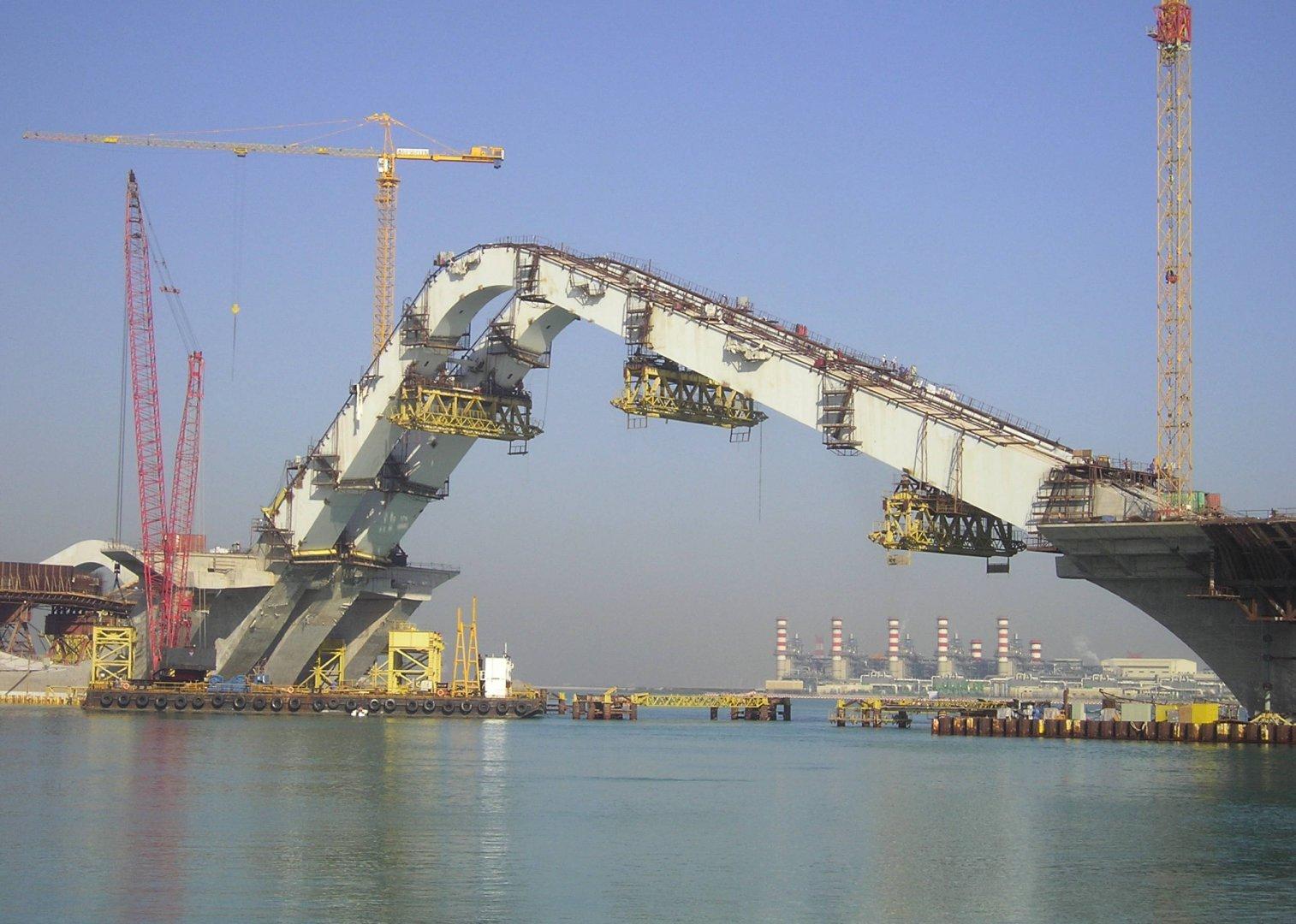 Sheikh Zayed Bridge - Abu Dhabi, UAE | DESIGN [afterhours]