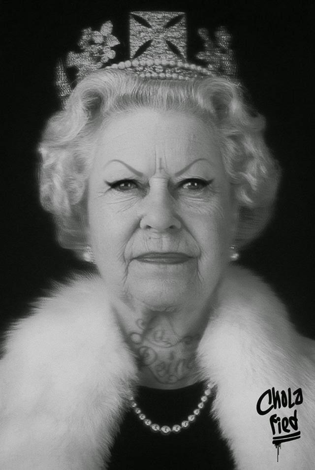 Chola Queen Elizabeth aka Dos